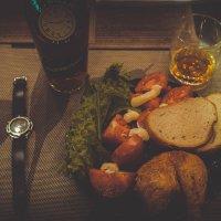 просто ужин..)) :: Паша