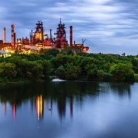 Индустриальный пейзаж :: Павел Кочетов