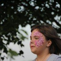 Первый макияж... :: Tatiana Markova