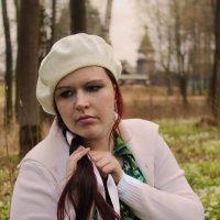 Уроки плетения косы :: Людмила Волдыкова
