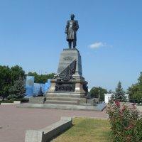 Памятник Адмиралу Нахимову :: Мила