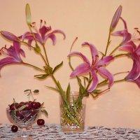 Про лилии.... :: galina tihonova