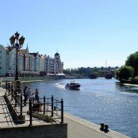 Калининград. Национально-этнический комплекс «Рыбная деревня» :: Николай