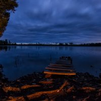 Чёрное озеро :: Роман Шершнев