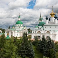 Спасо-Яковлевский монастырь в Ростове Великом :: Ирина Климова