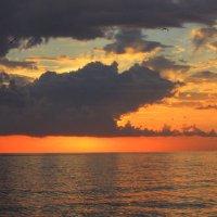 Черноморские закаты :: Vladimir 070549