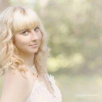 Нежная невеста :: Александр Таннагашев