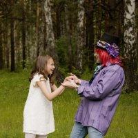 Алиса и Шляпник :: Нина
