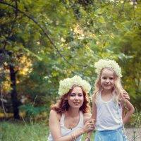 Мать и дочка :: Наталья Фирсова