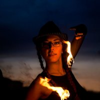Красота и пламя :: Svetlana