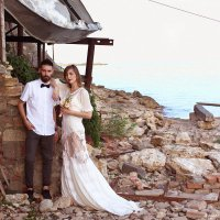 Каролина и Вениамин :: Анастасия Тищенко