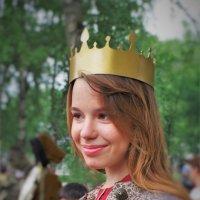 Коронованная особа :: Валерий Талашов