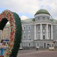 На улицах Москвы :: lady-viola2014 -