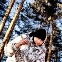 Готовим новогодний шашлык :: Юрий Глушков