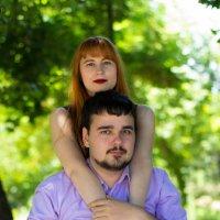 В парке :: Valentina Zaytseva