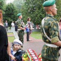 День освобождения города Пинска :: Vetrapul Veremej