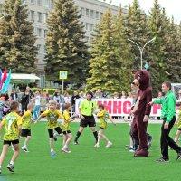 Разминка перед матчем :: Лидия (naum.lidiya)