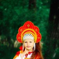 В лесу... :: Надежда Мальцева/Хабарова