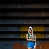 Анастасия :: Артём Кыштымов