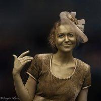 Москва. День города. Фестиваль «Яркие люди 2015» на Неглинке :: Андрей Левин