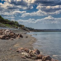 Заброшенные пляжи Николаевки. :: Сергей Адигамов
