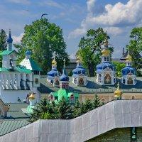 Псково-Печерская Лавра :: Василий Богданов
