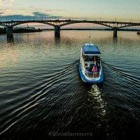 Речная прогулка :: Елена Бурёнова