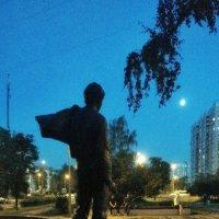 Прогулка при Луне :: Ирина Крохмаль