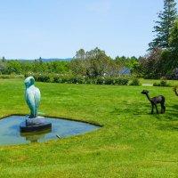 """В стране невиданных зверей (или """"Ценители Искусства"""", New Brunswick, Canada) :: Юрий Поляков"""
