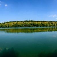 Грабовское водохранилище :: Юрий Шапошник