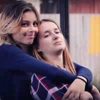 Подружки... :: Елена Третьякова