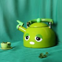 Чай с мятой :: Наталья Джикидзе (Берёзина)
