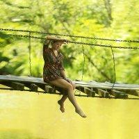 А лето оно такое, лучистое, тёплое, сладкое... :: Александра Супрун
