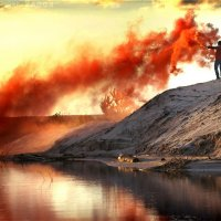 Дым над водой :: Svetlana