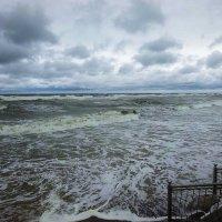 Сегодня пляжа не будет... :: Маргарита Батырева