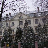 Областной  пульмоцентр  в  Ивано - Франковске :: Андрей  Васильевич Коляскин