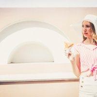 Дама в шляпке :: Антонина Говор