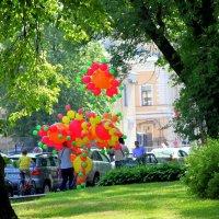 Все на праздник :: Ирина Фирсова
