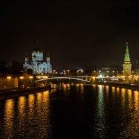 Москва ночью :: Юлия Егорова