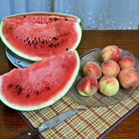 Арбузно- фруктовая диета..... :: Юрий Владимирович
