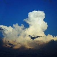 скульптуры в июльском небе :: sv.kaschuk