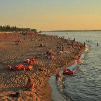 Пляж Самарской набережной :: Albina