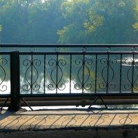 Утро на мосту :: Андрей Заломленков