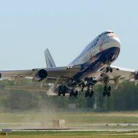 Боинг 747 :: Олег Савин