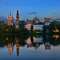 Новодевичий монастырь :: Владимир Брагилевский