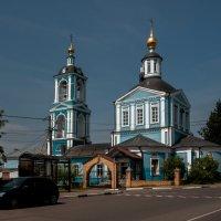 Церковь Преподобного Сергея Радонежского, Сергиев Посад :: Светлана .