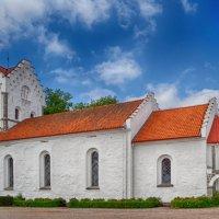 Церковь в Поместье Босйоклостер , Швеция :: Priv Arter