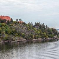 Шведский пейзаж :: Евгений Никифоров