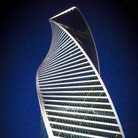 Башня Эволюция :: Алексей Строганов