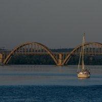 Самый старый мост через р. Днепр :: Artem Zelenyuk